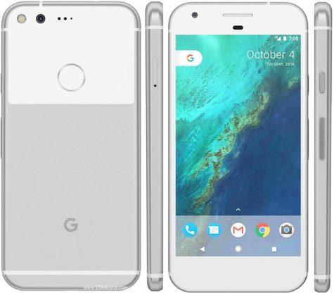 Googles' Pixel