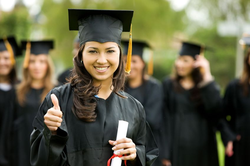 Seniors Handling Graduation