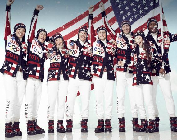 Sochi-lly at The Winter Olympics