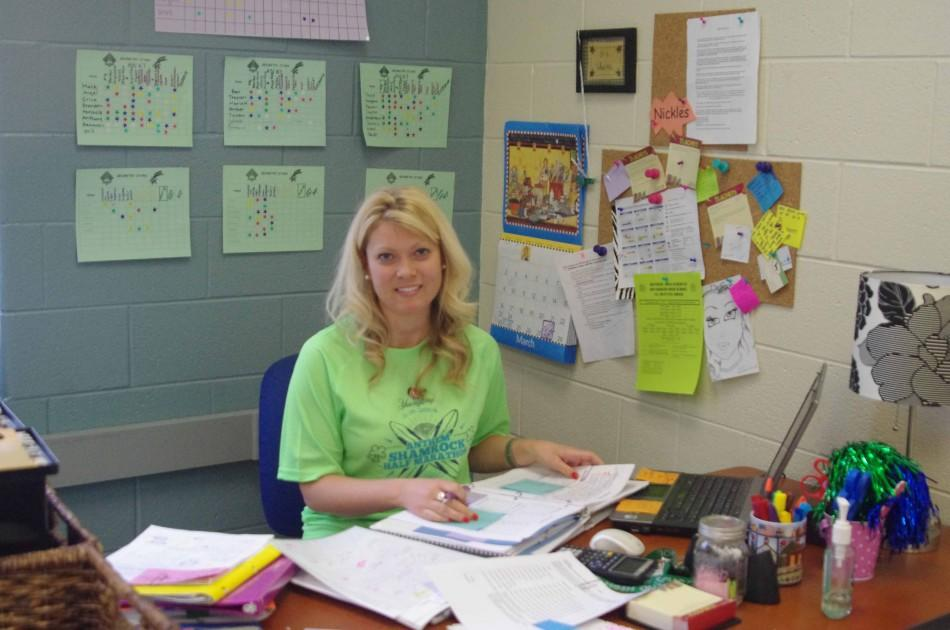 Mrs.+Nickles%3A+New+Teacher+of+the+Year+