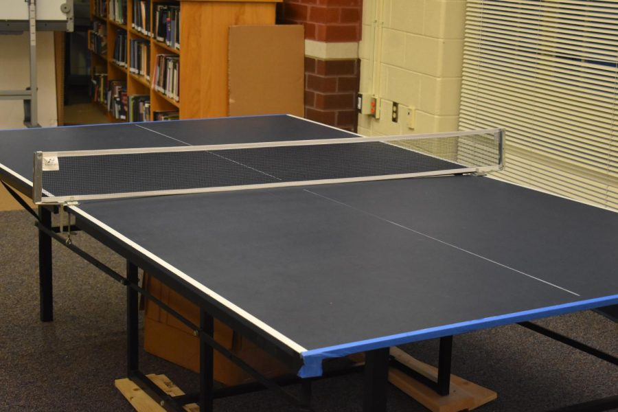 Ping-Pong Anyone?