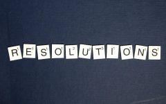 2021 resolutions